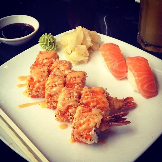 Sushi at Miyabi Mitte | © FoodieBerlin