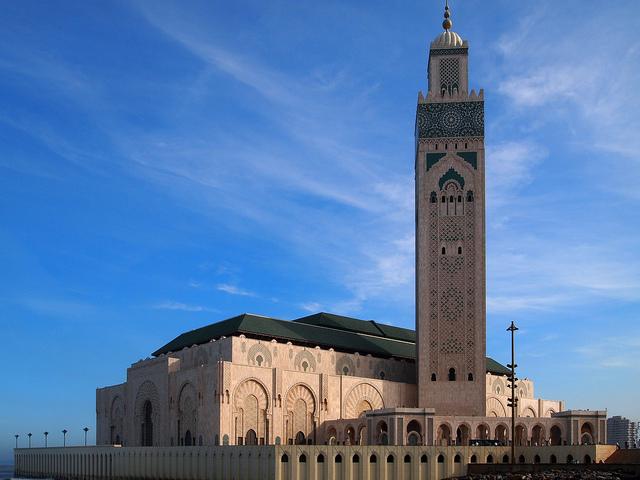 Hassan II Mosque I © Paul Barker Hemings/Flickr