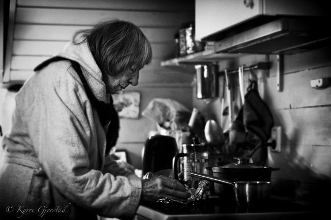 Grandma | © Kyrre Gjerstad/Flickr