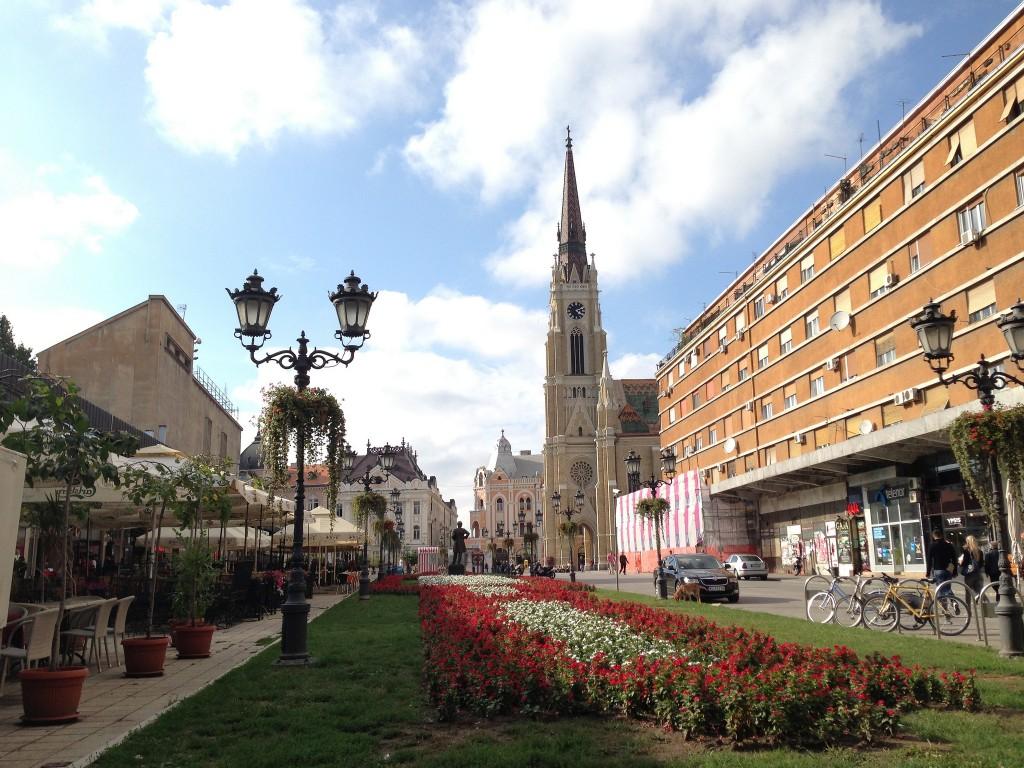 Novi Sad Streets, Serbie ©Eric Paradis