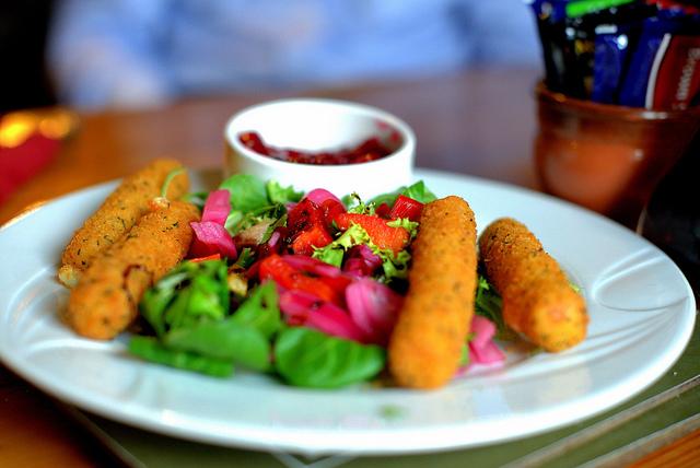 Pub grub | © Jamie McCaffrey/Flickr