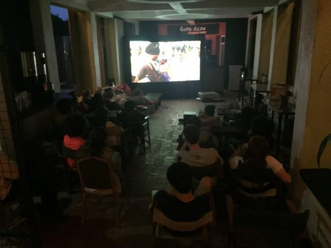Kwetu Film Institute screening | Courtesy of Kwetu Film Institute