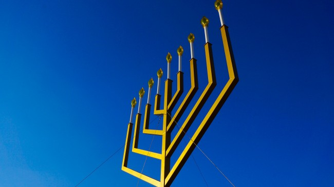 National Menorah 33840 | © Tom Eytan/Flickr