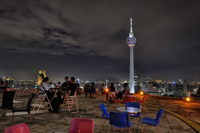 Helipad Lounge Bar | © Frahman Photography/Flickr