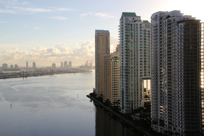 View from Epic Kimpton Hotel Bickell Miami | © Gary Bembridge/flickr