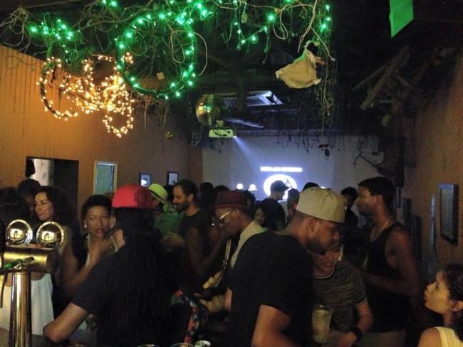 Men's Night at My Place Ruin Bar