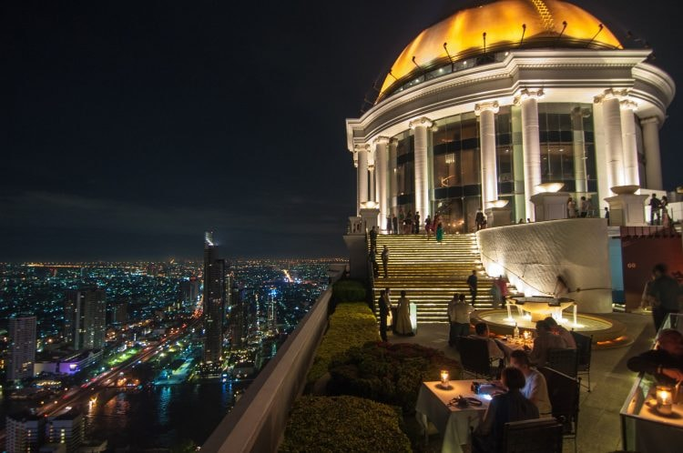 Sky Bar at Lebua, Bangkok