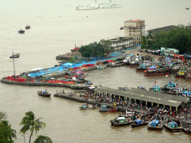 Sassoon Docks ,Colaba | © Appaiah