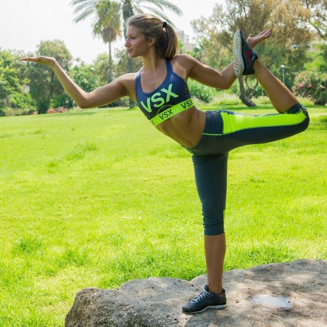 Meet The Tel Aviv-Based Fitness And Health Instructor, Sheerle Dove