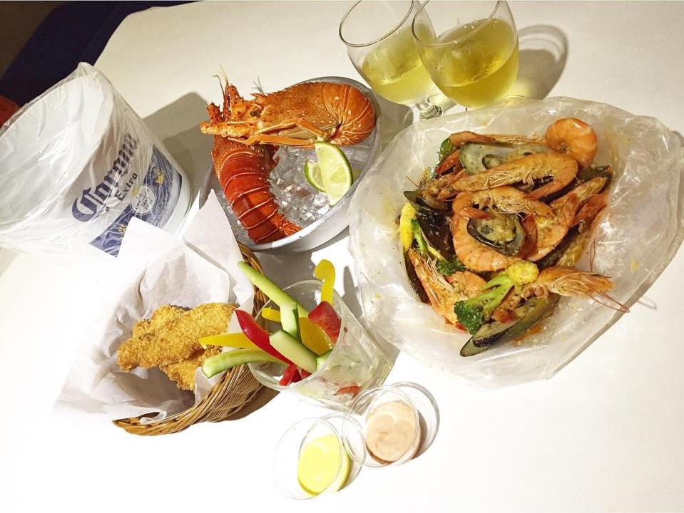 Seafood selection | Courtesy of Brookhurst Seafood Bar