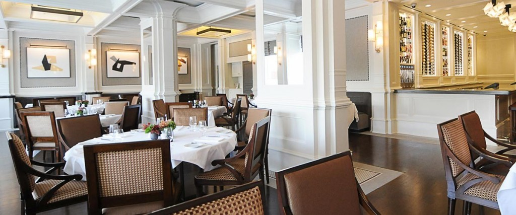 The dining room ©One Eleven at the Capital