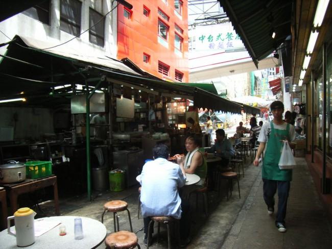 Stanley Street, HK | © TangHon/WikiCommons
