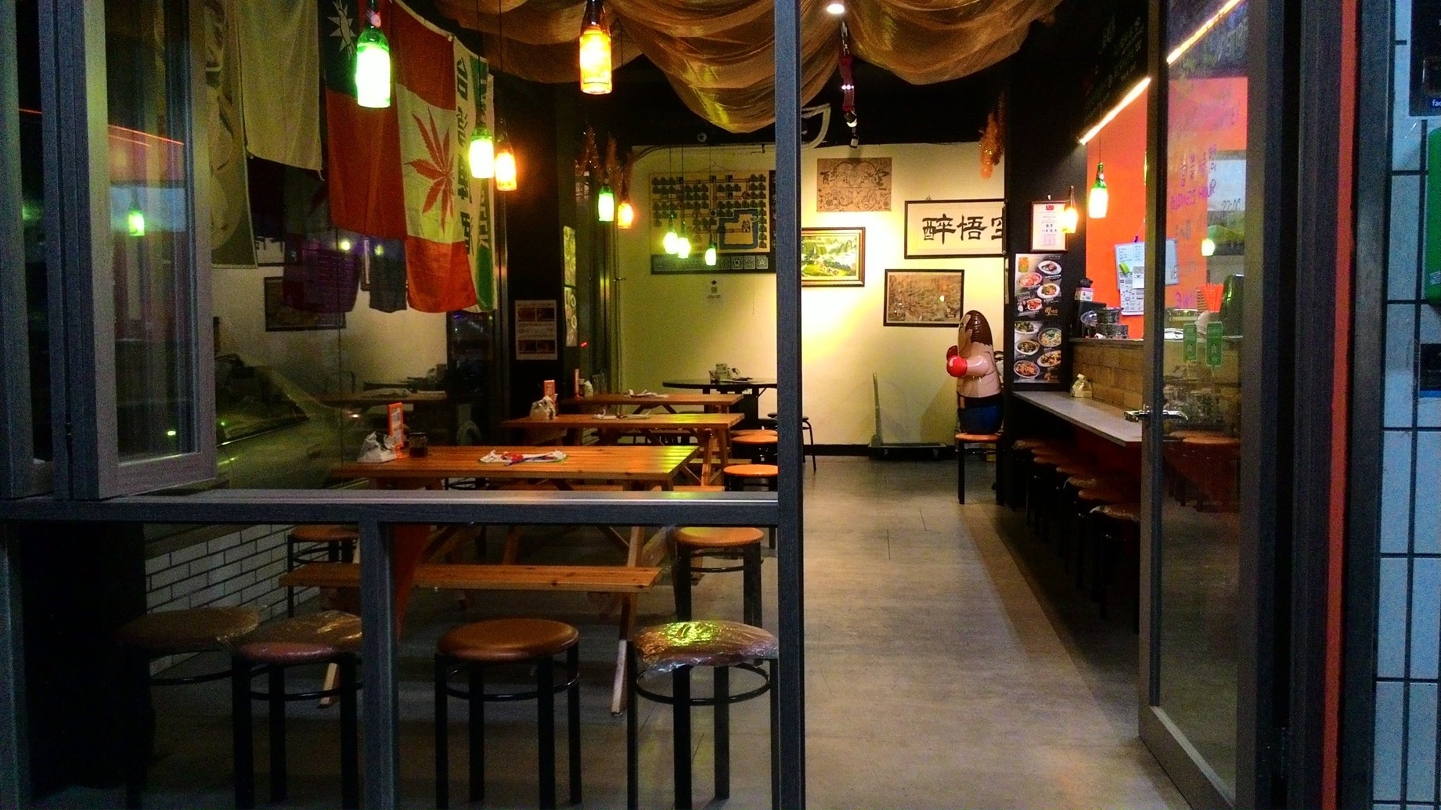 Drunken Monkey Interior | Courtesy of Drunken Monkey
