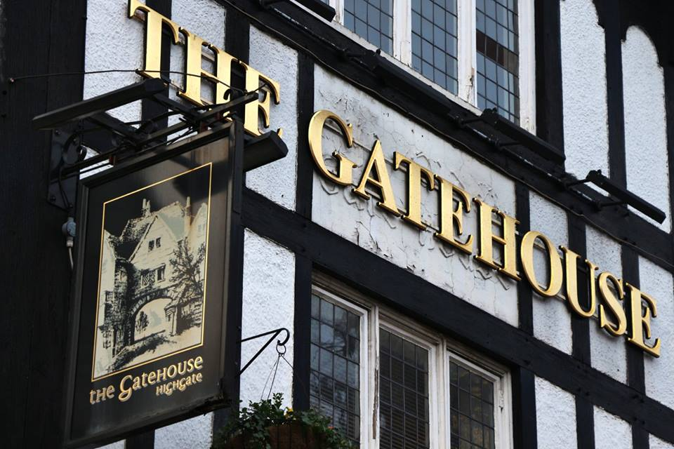 The Gatehouse, pub and theatre | Courtesy of Sam Reinders