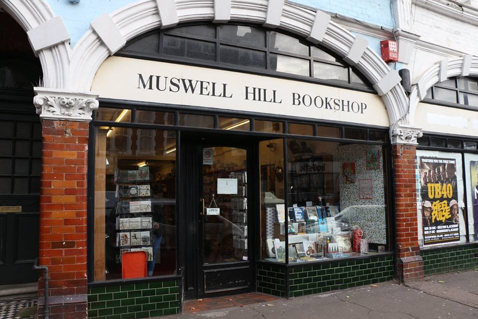 Muswell Hill Bookshop | Courtesy of Sam Reinders