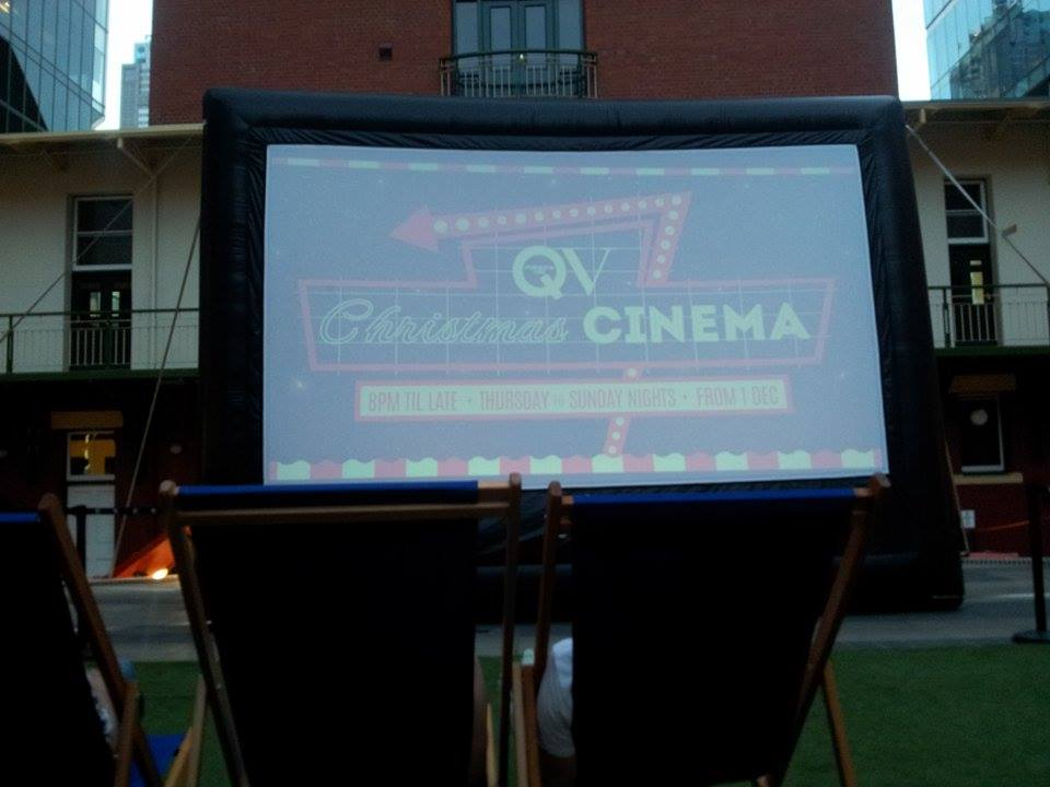 QV Outdoor Cinema ©Erin Leeder