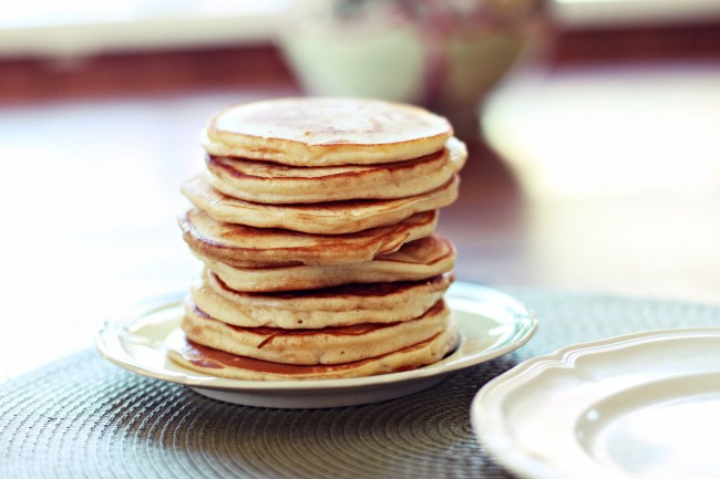 PANCAKES | © hedvigs/Flickr