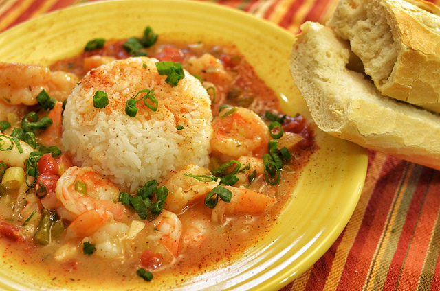 Shrimp étouffée | © jeffreyw/Flickr