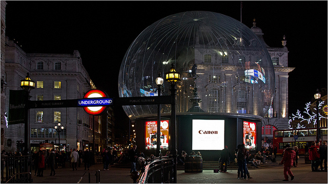 Piccadilly Circus | ©zulu inc\Flickr