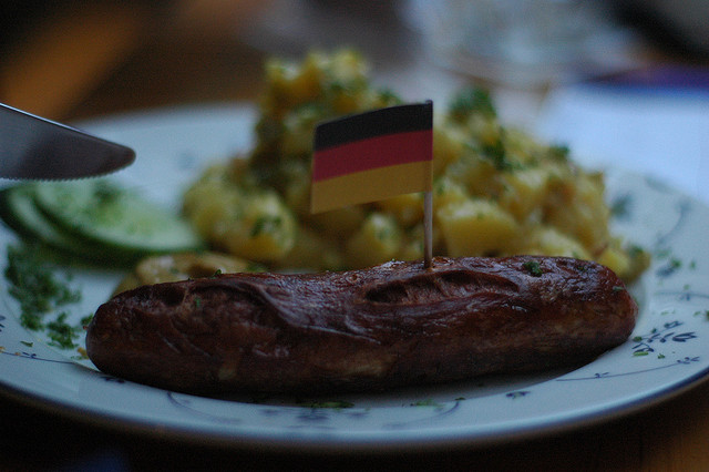 German Sausage [ © Matthias Buehler|Flickr ]