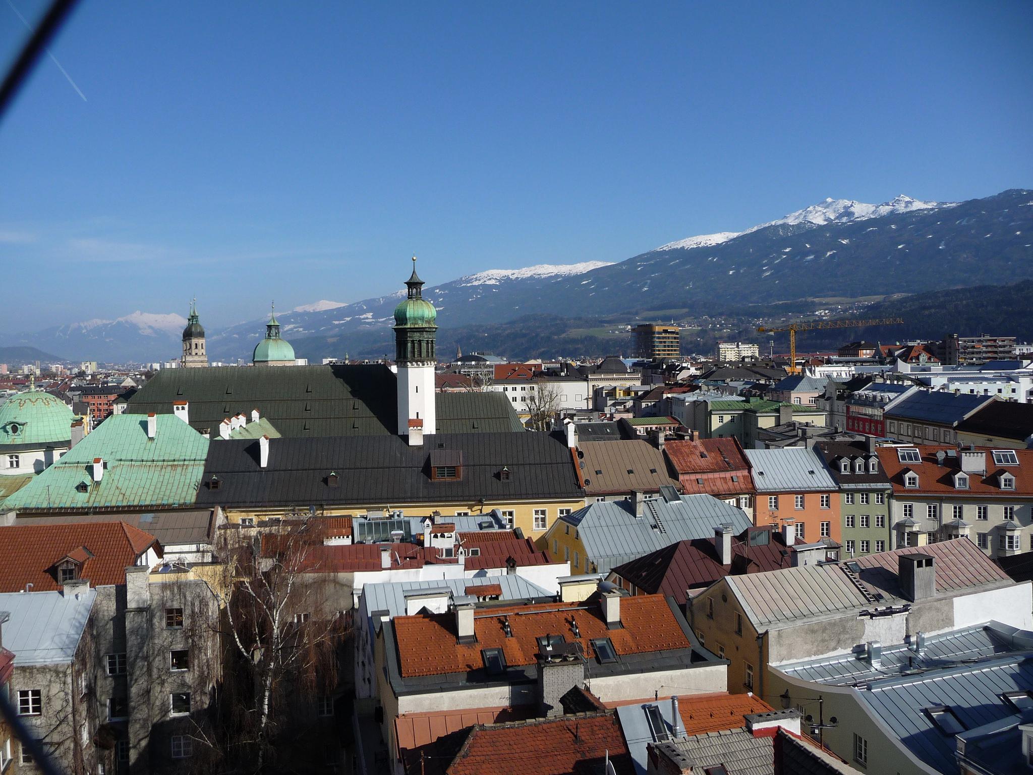 The 10 best hotels in innsbruck austria for Designhotel innsbruck