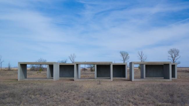 Donald Judd Concrete Art | © Nan Palmero/Flickr