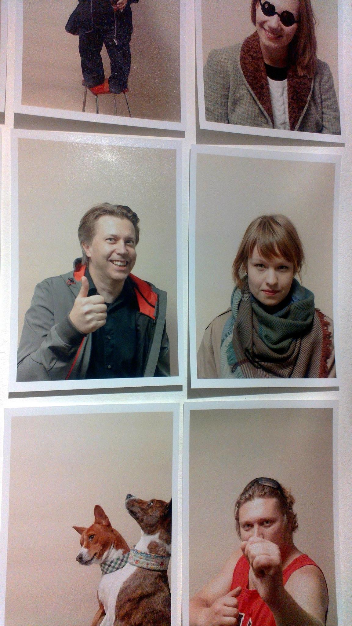 Kalleria Thumbs Up! - Lorenzö Exhibition | © /kallu / Flickr
