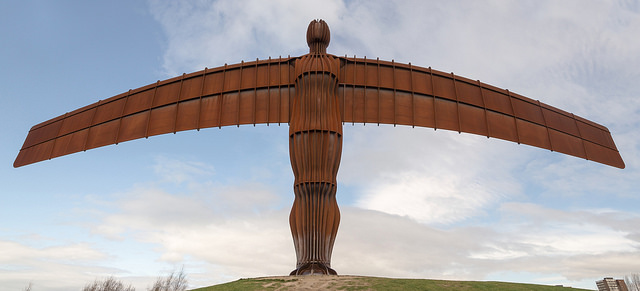 Antony Gormley, The Angel of the North | © ADTeasdale / Flickr