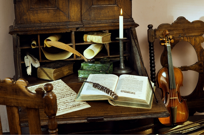 © Bachhaus Eisenach/Leipzig Museum of Musical Instruments/Wiki Commons