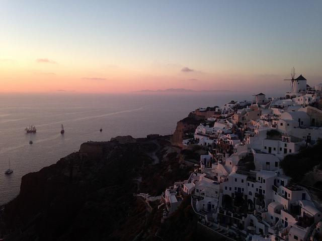 Santorini | © Maggie Meng/Flickr