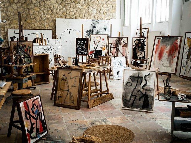 Atelier Joan Miró, Palma de Mallora | © Thierry Chervel /Flickr