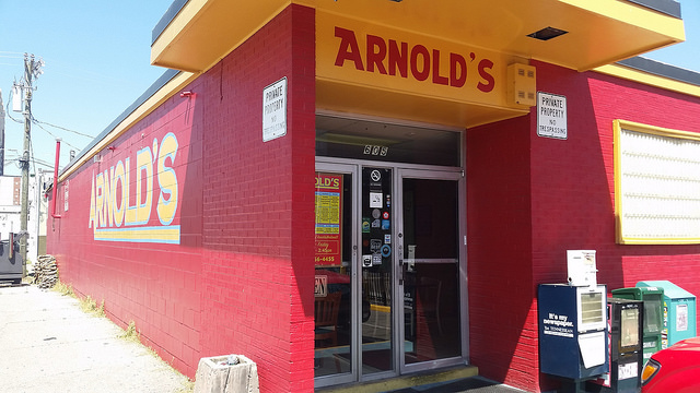 Arnold's Country Kitchen |© Rachel Chapdelaine /Flickr