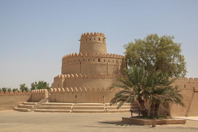 Fort Al Jahili | © Dr.NorbertHeidenbluth/Flickr