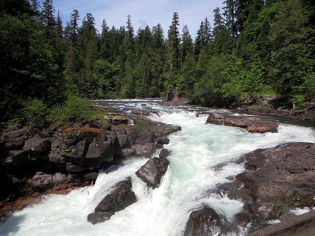 Stamp River Provincial Park | © David Stanley / Flickr