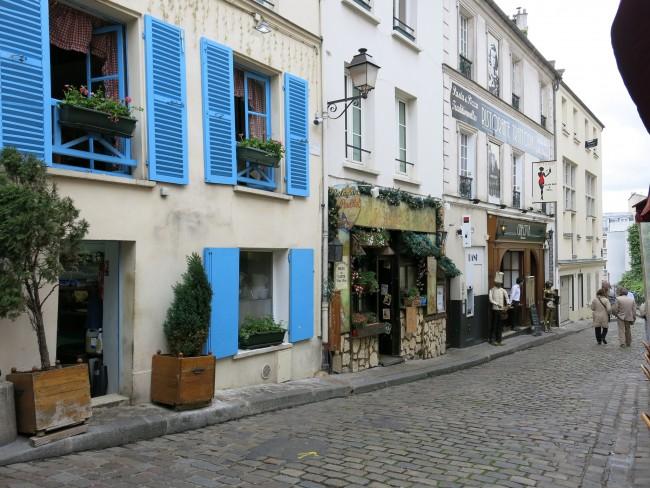 Montmartre | © ho visto niña volare/Flickr
