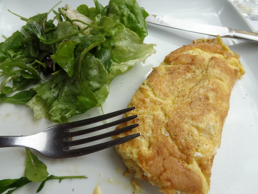 French Omelette | © Iain Cameron/Flickr