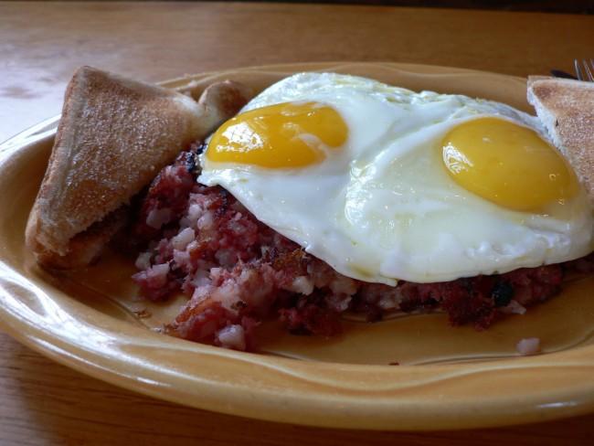 Corned beef hash | © stu_spivack/ Flickr