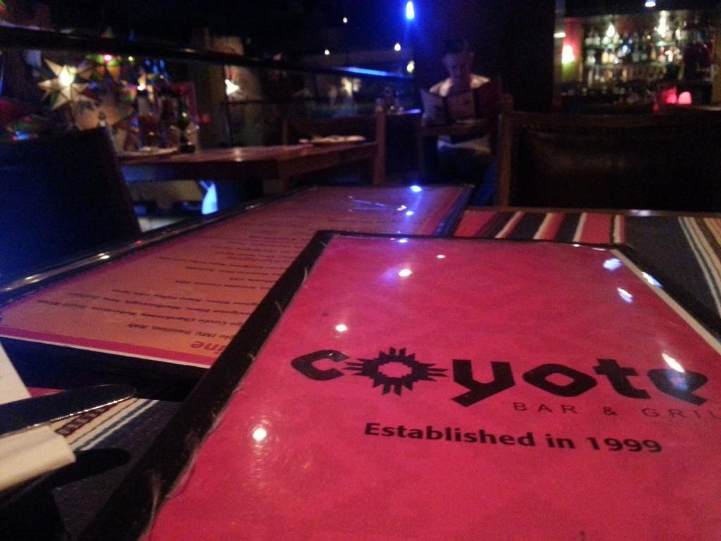 Coyote Bar in Hongkong ©Max-Leonhard von Schaper