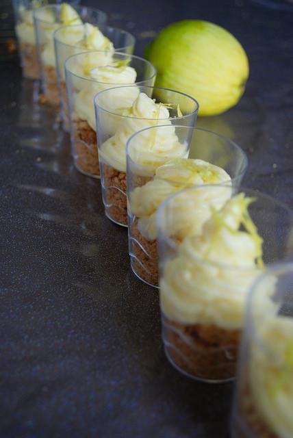 Verrines citron © Jadawin42/Flickr
