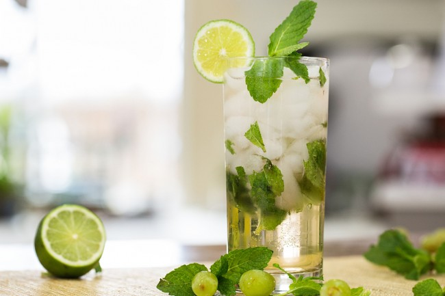 Green tea mojito | © Personal creations / Flickr