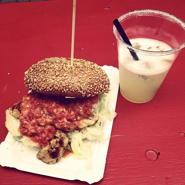 Piri's Burger   © FoodieBerlin