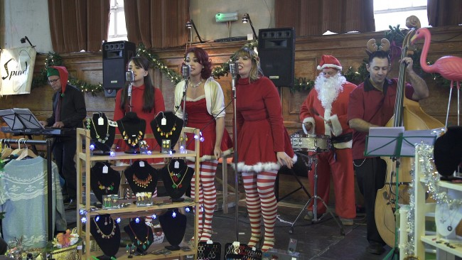 Christmas Market | Courtesy of Bopflix and The Street Style Carousel