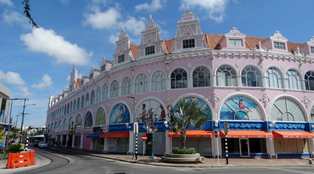 Oranjestad / Aruba © Roel van Deursen - Spijkenisse / Nissewaard