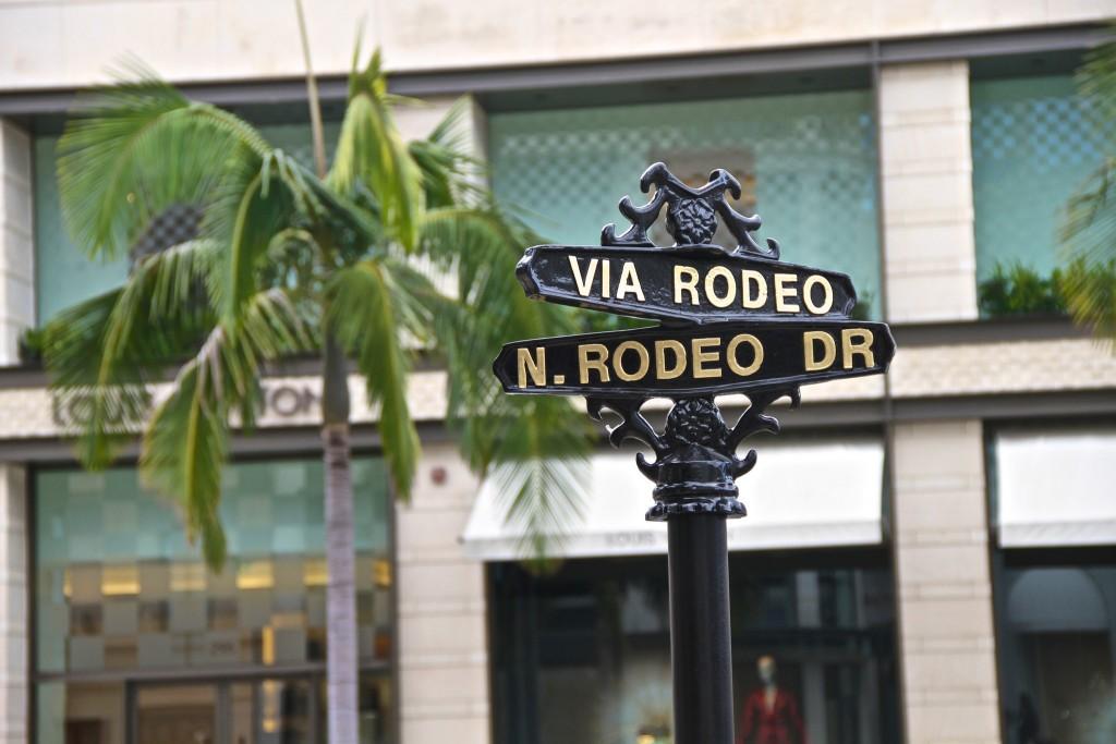 Rodeo Drive © Traveljunction / Flickr