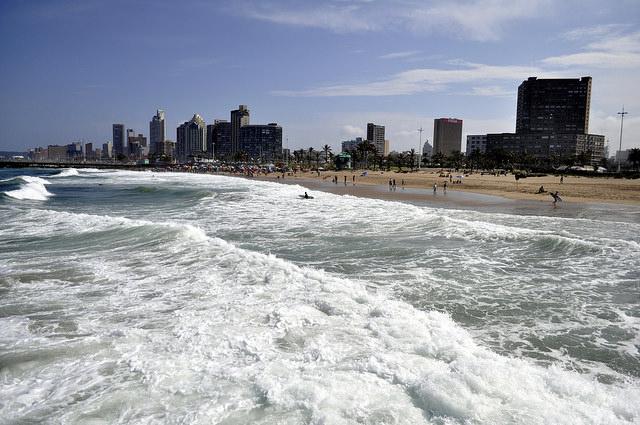 Durban Beach   © Darren Glanville/flickr
