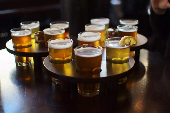 Beer Degustation | © Maelick/Flikr