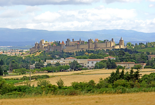 France-002097 - Carcassonne | © Dennis Jarvis/Flickr
