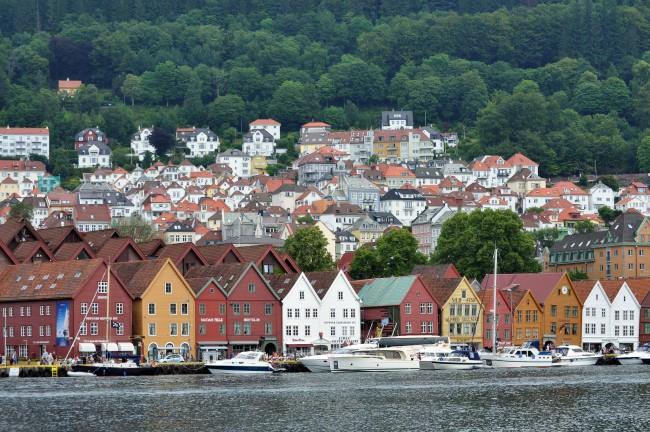 BERGEN BRYGGEN NORWAY©ERIC SALARD/Flickr