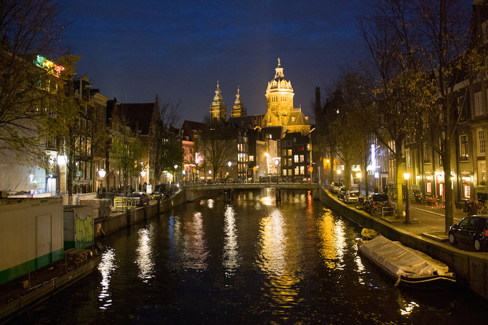 The magnificent city of Amsterdam is a wonderful choice © Shadowgate / Flickr
