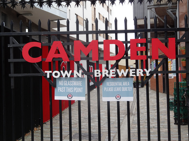 100 - Camden Town Brewery |© Ian Wright Follow/Flickr